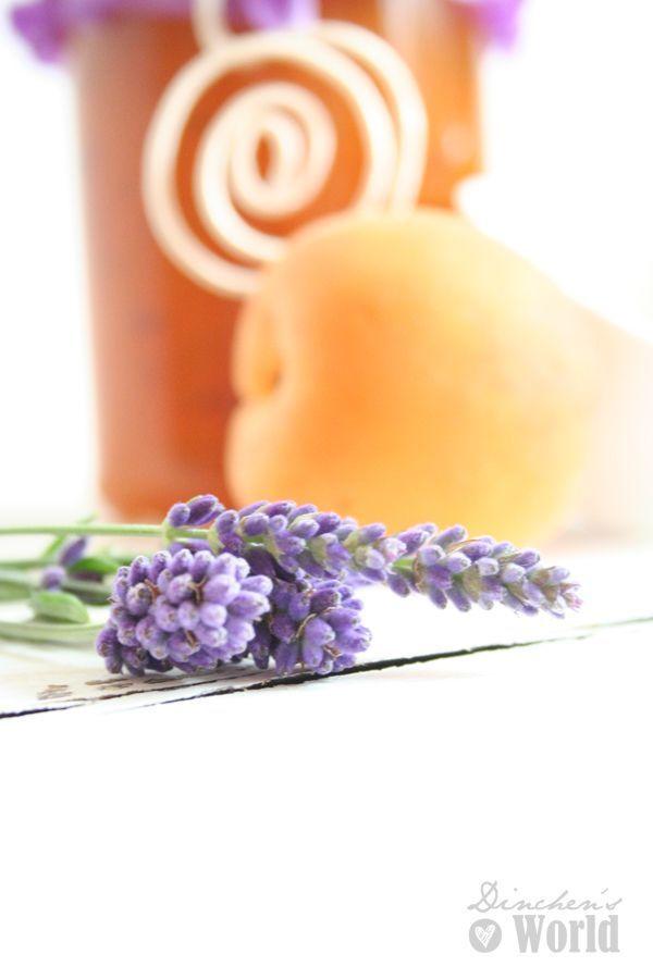 Aprikosen-Lavendel-Marmelade by dinchensworld.de