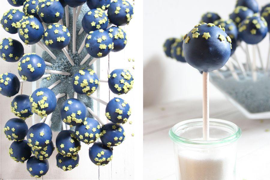 Sternchen-Cakepops by dinchensworld.de