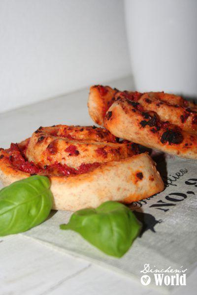 Ratz-Fatz Pizzaschnecken