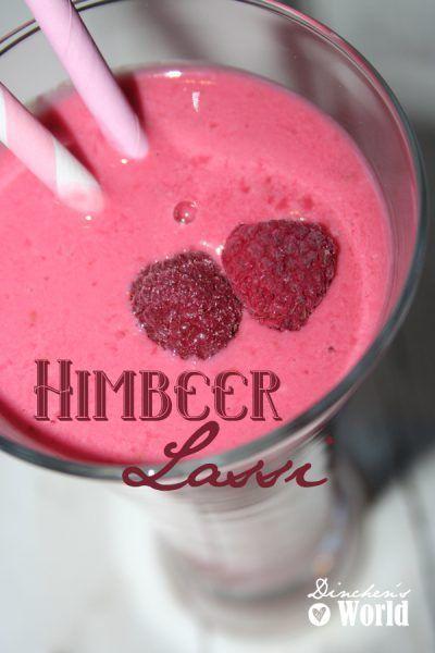 Himbeer-Lassi
