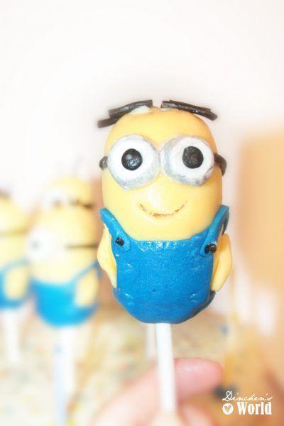 Minions Birthday-Cake