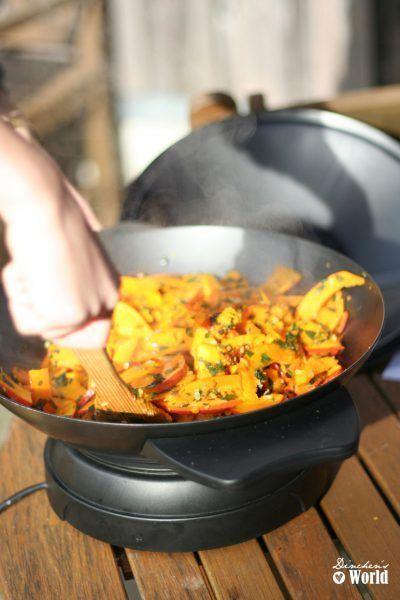 Kochen mit Wildkräutern