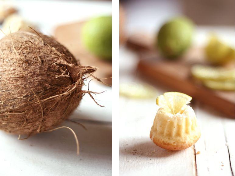 Rezept Gugelhupf mit Kokosflocken und Limetten by dinchensworld.de