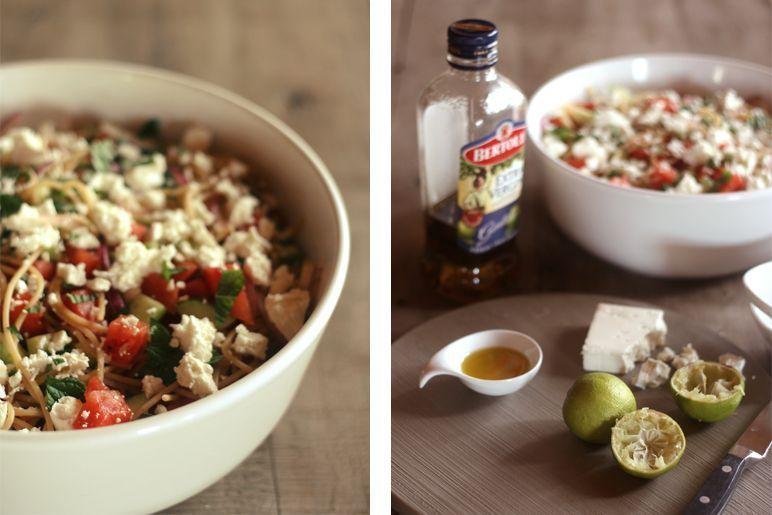 Foodblog_Salat-Rezept spaghettisalat by dinchensworld.de