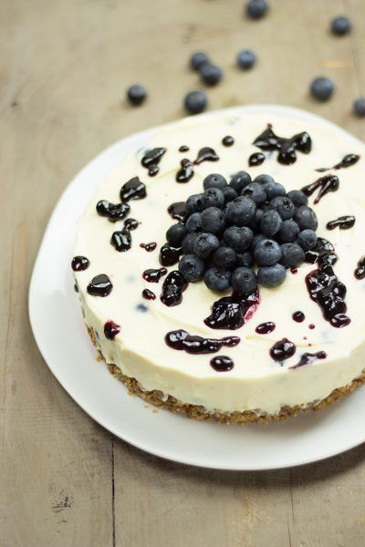 Blueberry Cheesecake – der Seelenstreichler