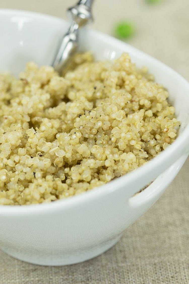 Quinoa-closeup
