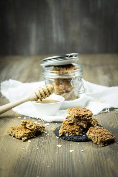 Hafer-Mandel-Kekse – der perfekte Snack für Zwischendurch