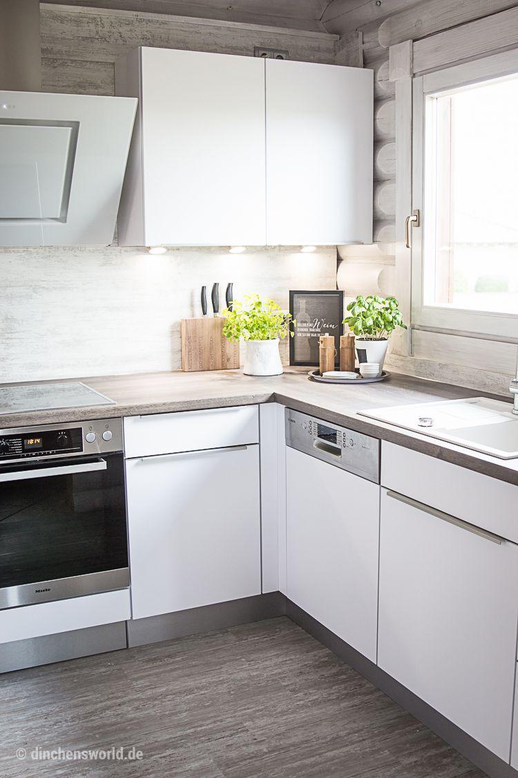 Küchen-Design Blockhaus