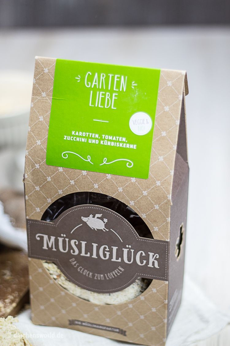 Kerniges Baguette mit herzhaftem Müsli