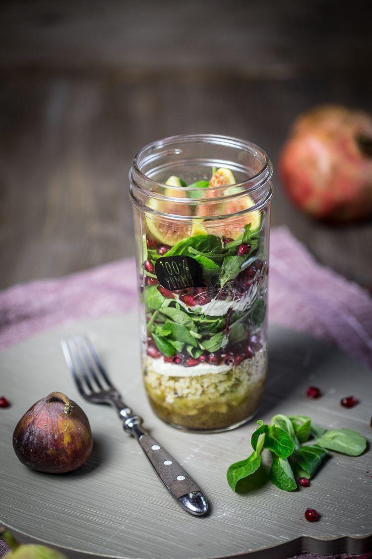 Salad to go by foodandfeelings.de