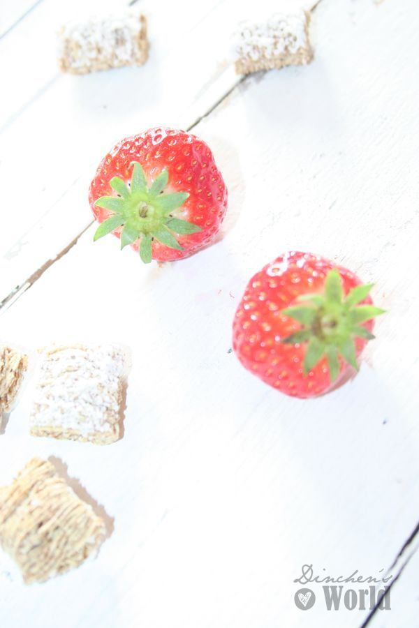 Erdbeer-Smoothie by dinchensworld.de