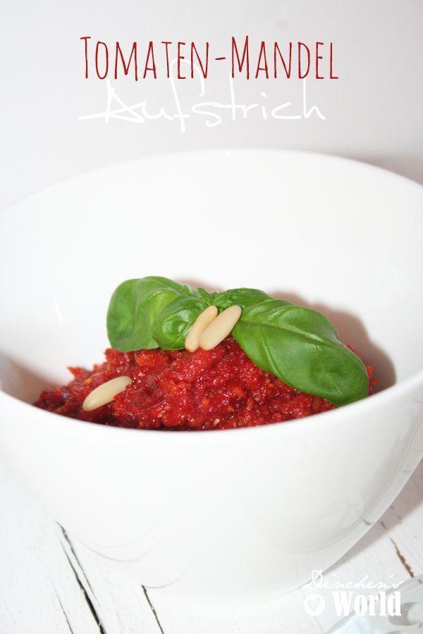 Aufstrich mit Tomaten und Mandeln