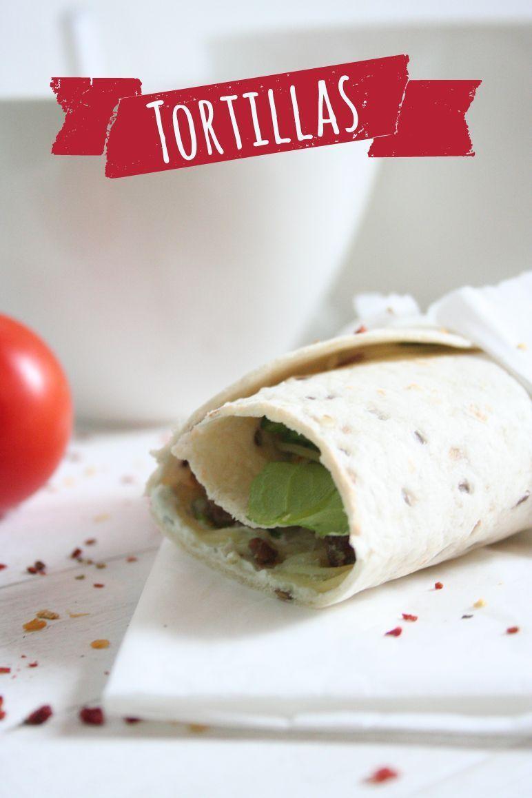 Tortillas – Ruck-Zuck Mittagessen