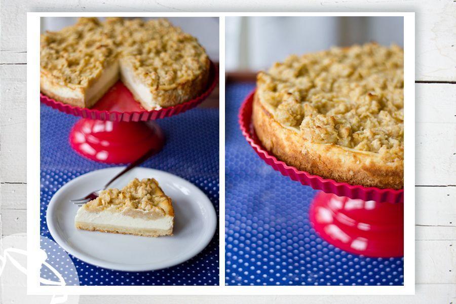 winterlicher Cheesecake by moeys-kitchen / Topfgucker auf dinchensworld.de