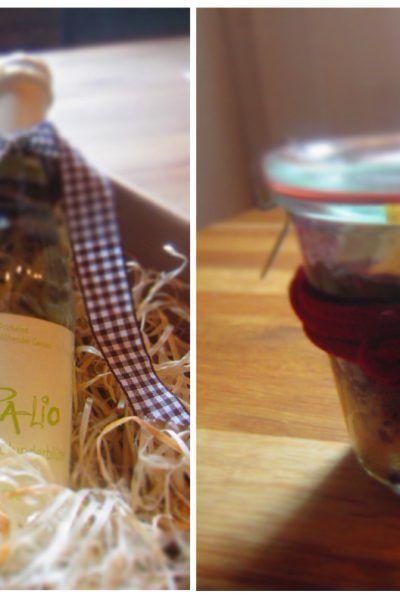 Im Glas gebacken – das Heidelbeerküchlein