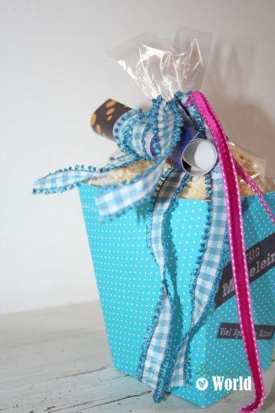 kleine Geschenkideen mit persönlicher Note