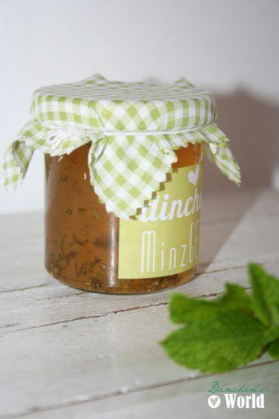 Dinchens Minz-Gelee
