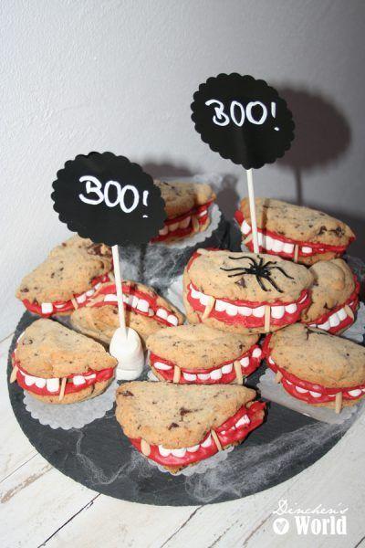 """Happy Halloween mit """"Spooky Cookies"""""""