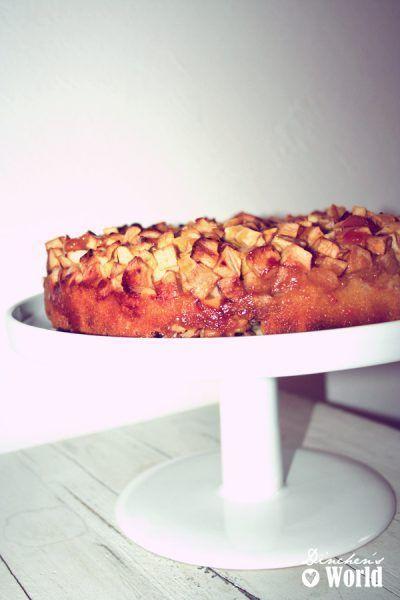 Apfel-Walnuss-Kuchen a la Mama