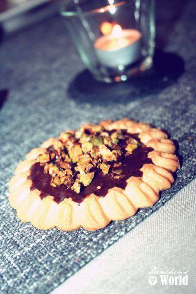 Ratz-Fatz Schokoladen-Tartelette-Cookies