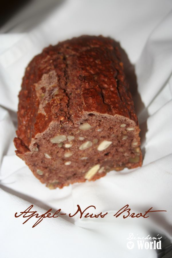 apfel-nuss brot by dinchensworld.wordpress.com