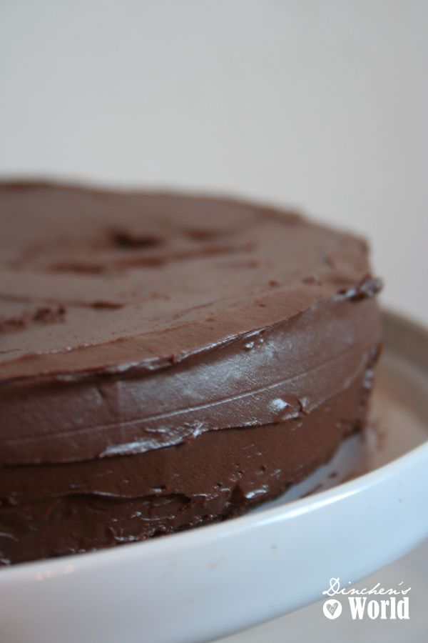 doublecocolatecake by dinchensworld.wordpress.com