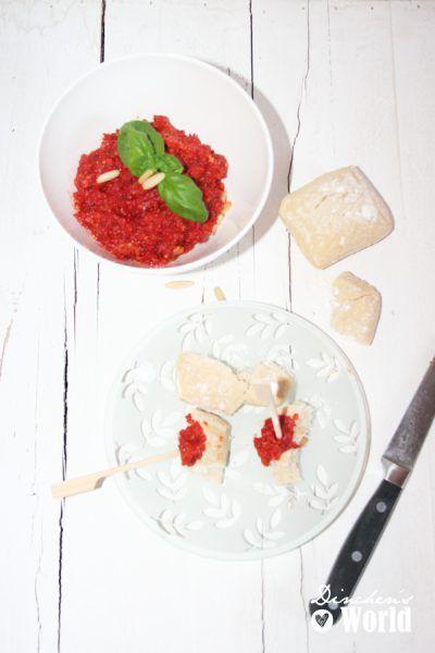 Tomaten-Mandel-Aufstrich