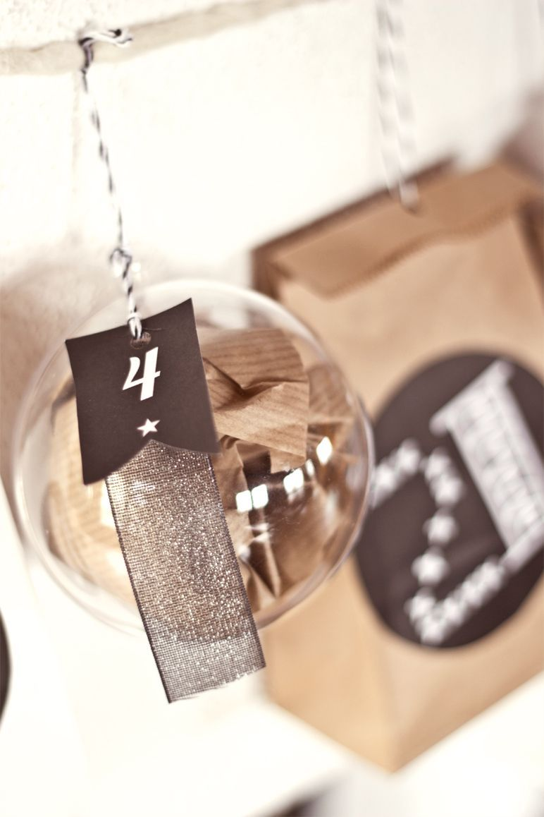 DIY Adventskalender by dinchensworld.de