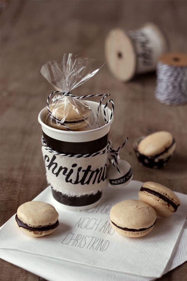 lebkuchen macarons I rezept foodblog dinchensworld.de