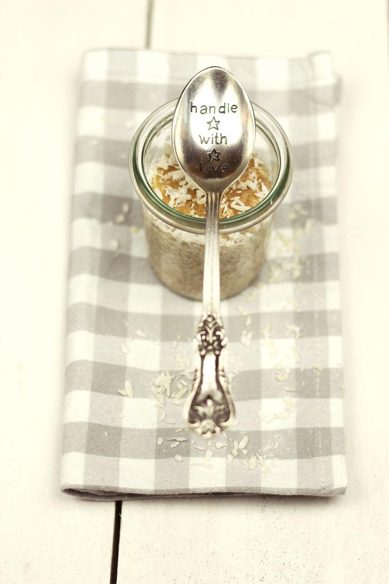 Rezept für Amaranth-Kokos-Quinoa-Porridge I Foodblog dinchensworld.de
