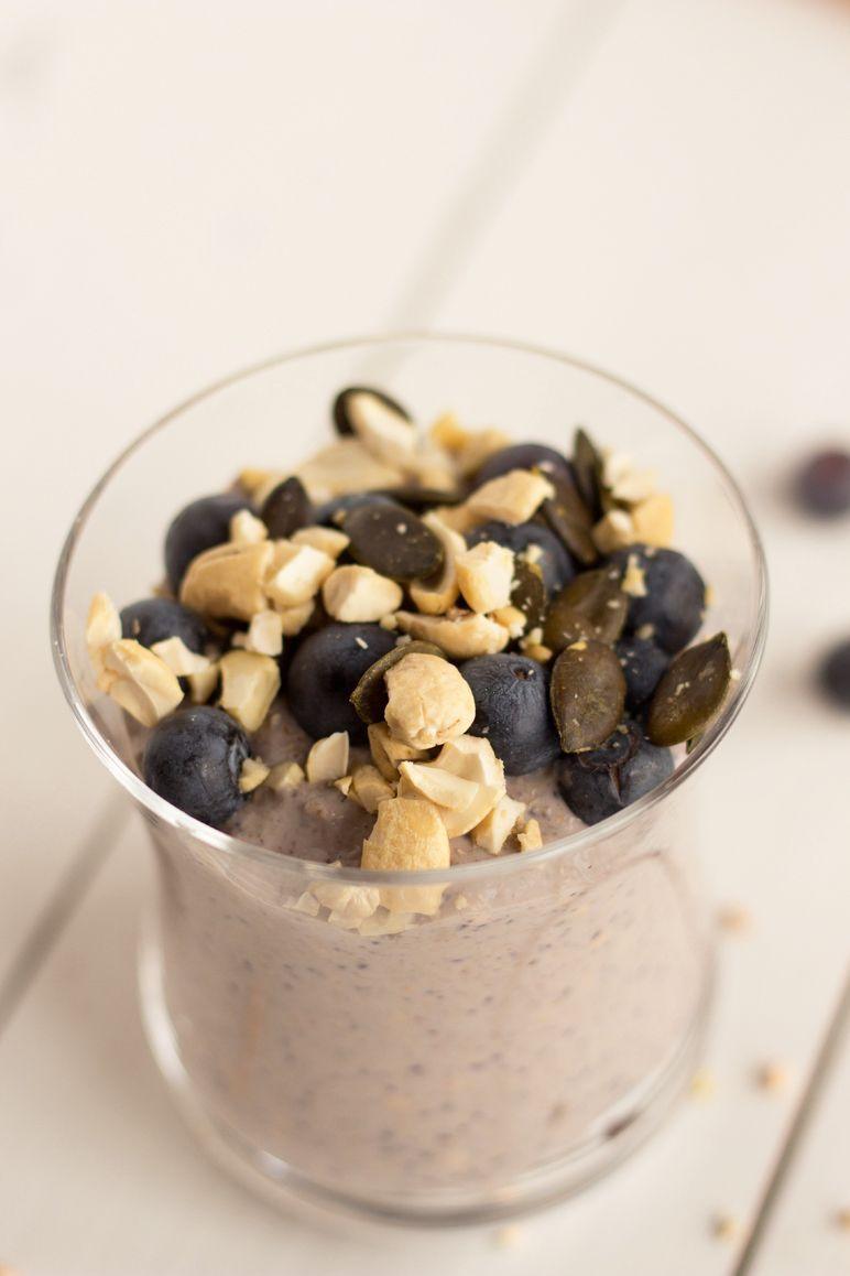 rezept für buchweizen-porridge I foodblog www.foodandfeelings.de
