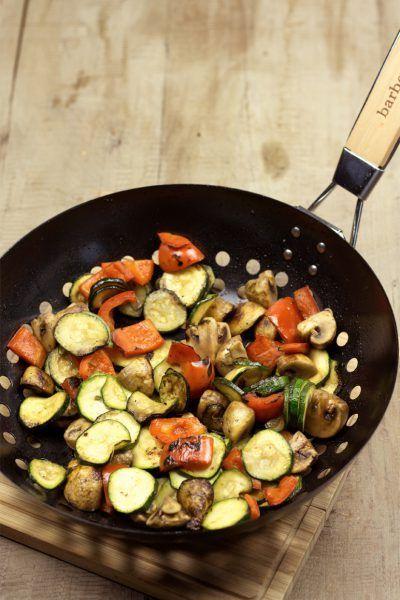 Grillideen für Fleisch und Gemüse mit Deli Reform