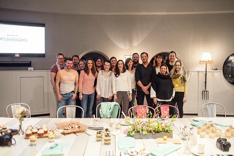 Team-Osterbäckerei