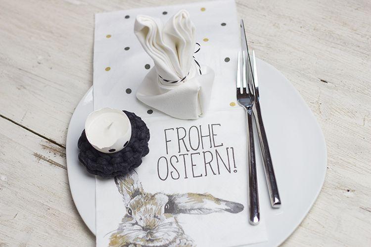 Teller-Ostern
