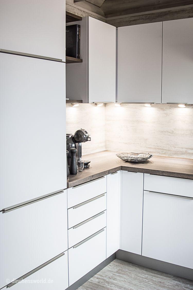 Küchendesign Blockhaus