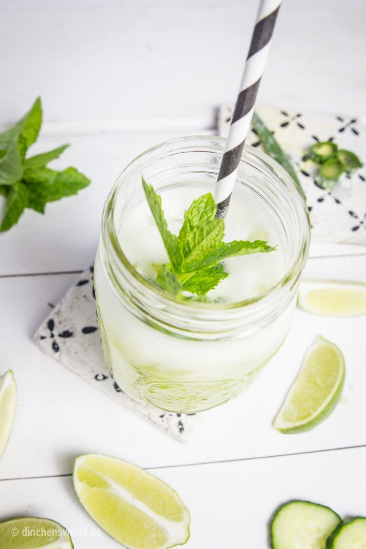 Rezept Aloe-Vera Vital-Cocktail
