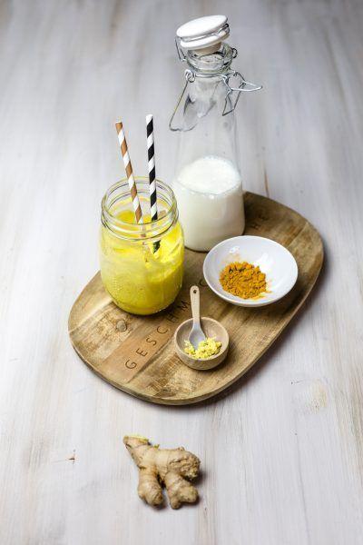 Powerdrink: Goldene Milch