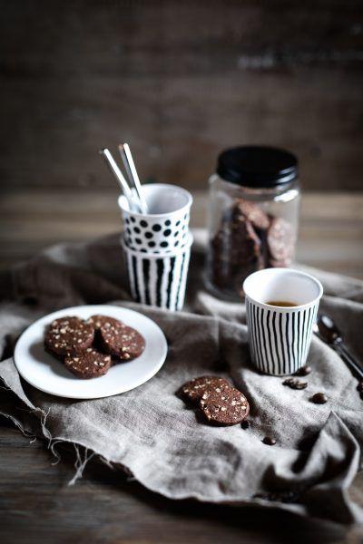 Espresso Cookies – süße Erinnerungen an einen wunderbaren Urlaub im Sonnhof Alpendorf